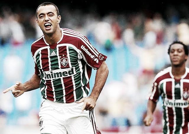 Recordar é viver: Em 2007, Fluminense eliminou Atlético-PR com gol de Adriano Magrão