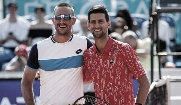 Governo de Montenegro cancela terceira etapa de torneio organizado por Djokovic