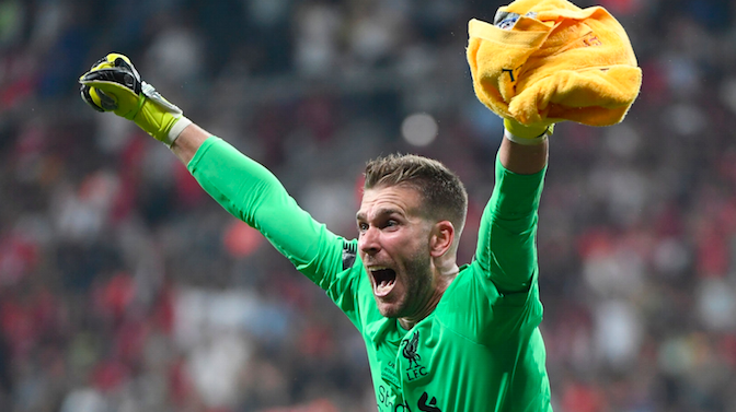 Adrian provides explanation for Super Cup reaction