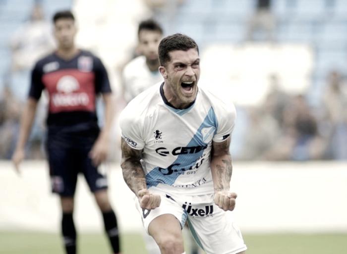 Anuario Temperley VAVEL 2017: Adrián Arregui, los goles desde el mediocampo