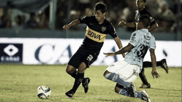 "Cubas: ""Elijo la Libertadores"""
