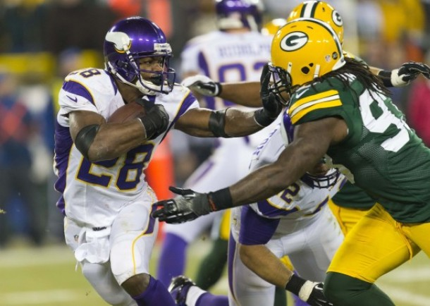 NFC North Midseason Report