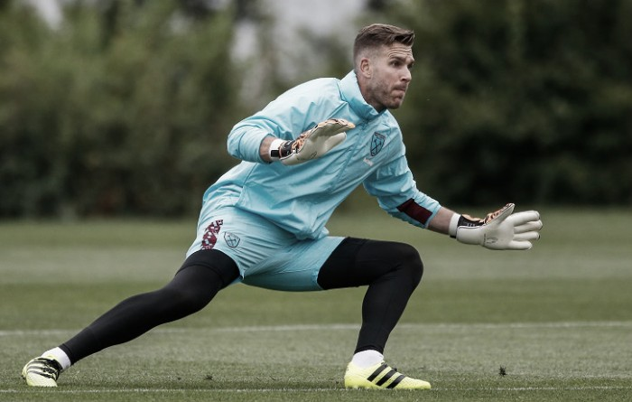 "West Ham have a ""exciting new season ahead"" says Adrian"