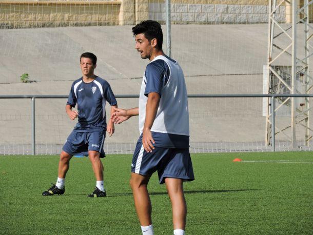Adrián Rodríguez y Ezequiel, nuevos jugadores del San Fernando