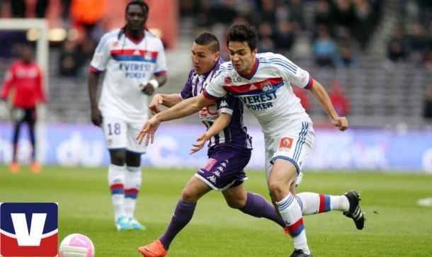 Live Lyon - Toulouse, le match en direct