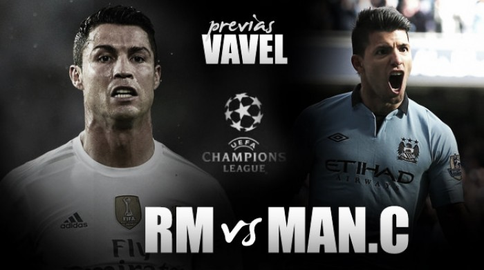 Previa Real Madrid – Manchester City: Solo vale ganar