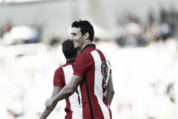 El Athletic, más rodado, empata ante el Valladolid