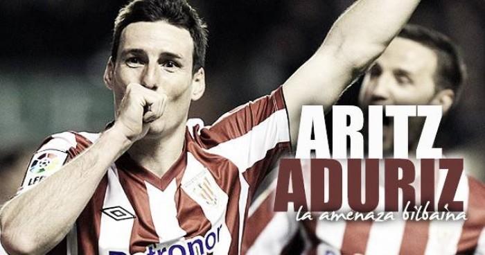 La figura del rival: Aduriz
