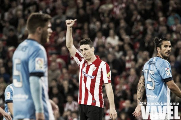 Athletic - Málaga: puntuaciones del Athletic, jornada 33