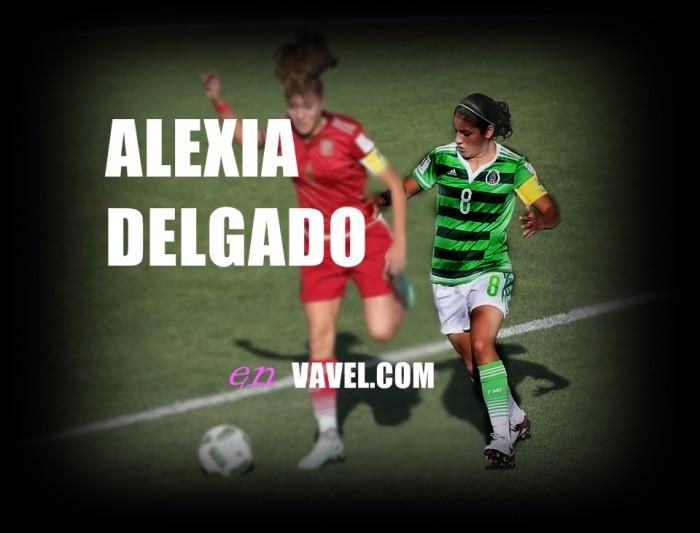 Entrevista a Alexia Delgado, capitana Sub-17