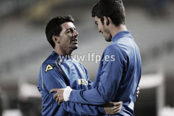 """Carlos: """"Siempre es una motivación jugar con el equipo que te cede"""""""