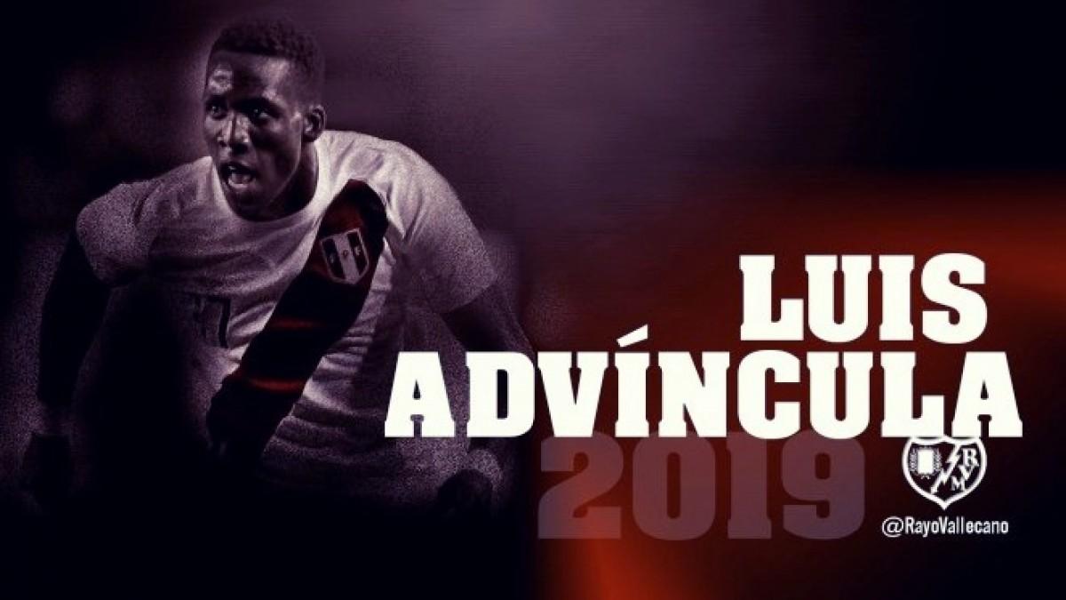 Rayo Vallecano anuncia contratação do lateral-direito Luis Advíncula, da Seleção do Peru