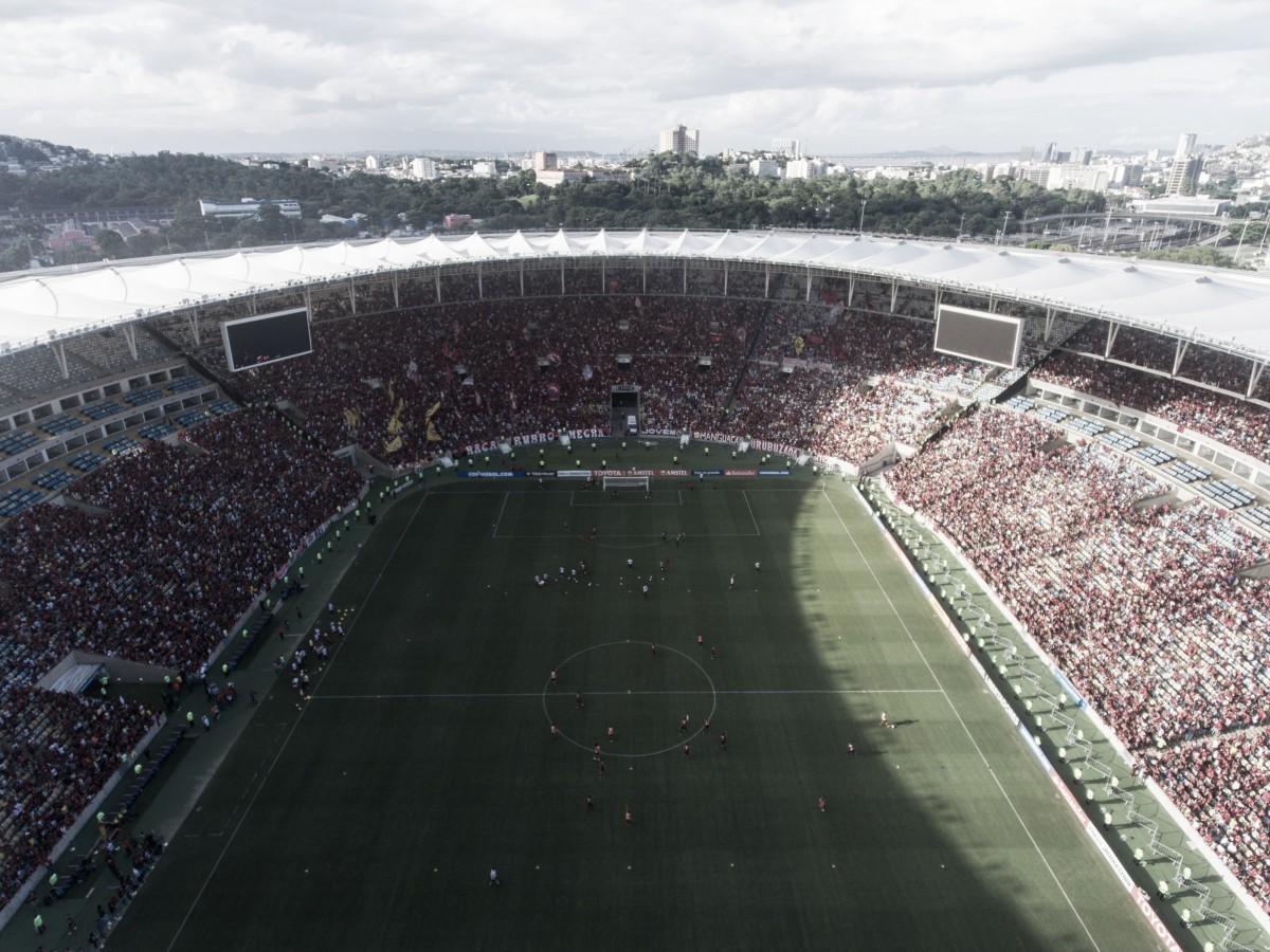 """Casa """"nova"""": Flamengo negocia acordo para ter Maracanã nos próximos quatro anos"""