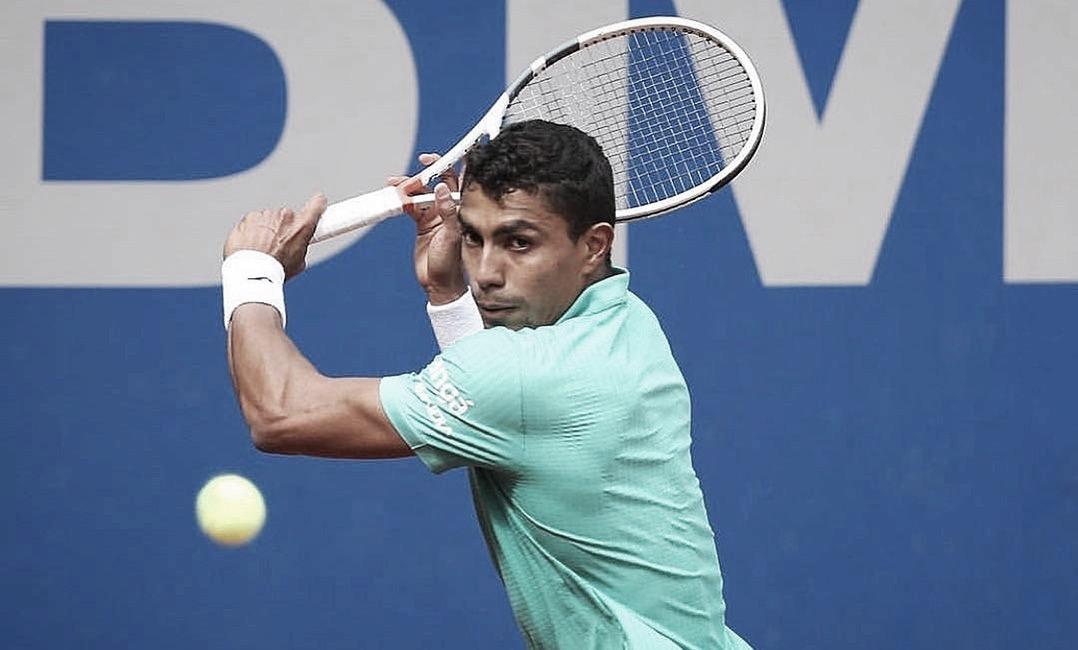 Thiago Monteiro vence, mas Rogerinho perde na estreia do qualifying de Roland Garros