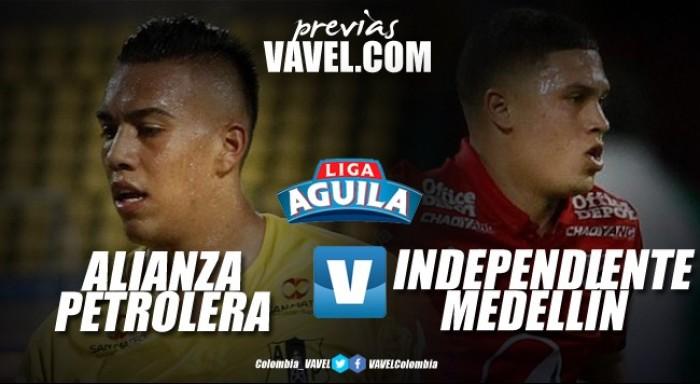 Alianza Petrolera - Independiente Medellín: la meta es conservar la segunda casilla