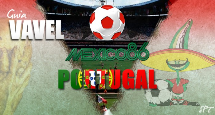 Guía VAVEL Mundial México 1986: Portugal