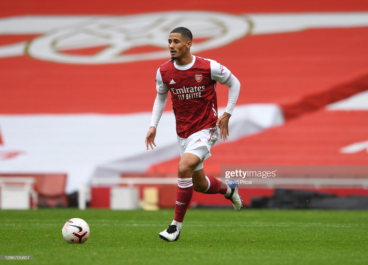 William Saliba: What he must to do to convince Mikel Arteta of his worth
