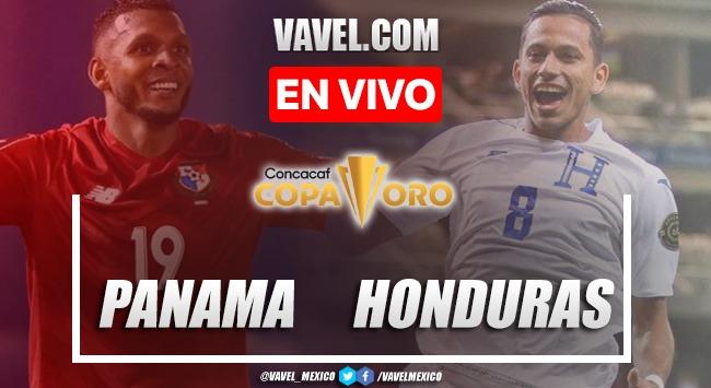 Resumen y mejores momentos del Panamá 2-3 Honduras en Copa Oro
