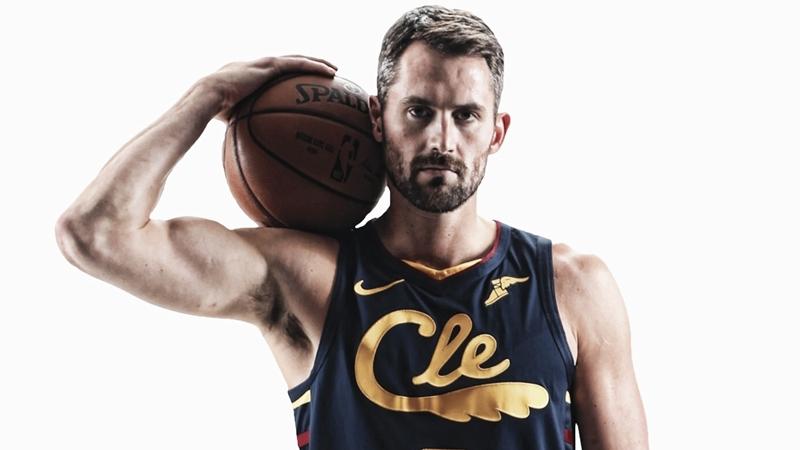 Em homenagem aos 50 anos, Cleveland Cavaliers apresenta novo uniforme City Edition