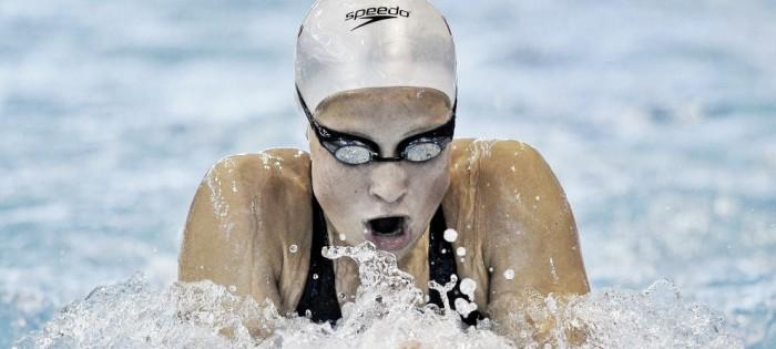 Beatriz Gómez con posibilidades de ir a Río tras rebajar la mínima olímpica en los 200 estilos
