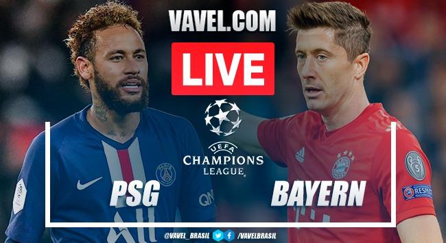 Resumen y goles PSGvs Bayern Múnich0-1porla Champions League