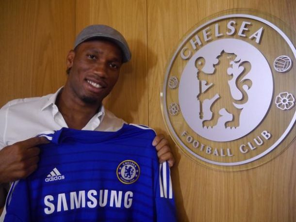 Drogba torna al Chelsea, è ufficiale