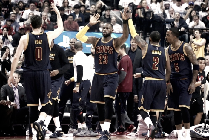 NBA Playoffs – I Cleveland Cavaliers sono in finale di Conference: spazzata via Toronto (102-109)