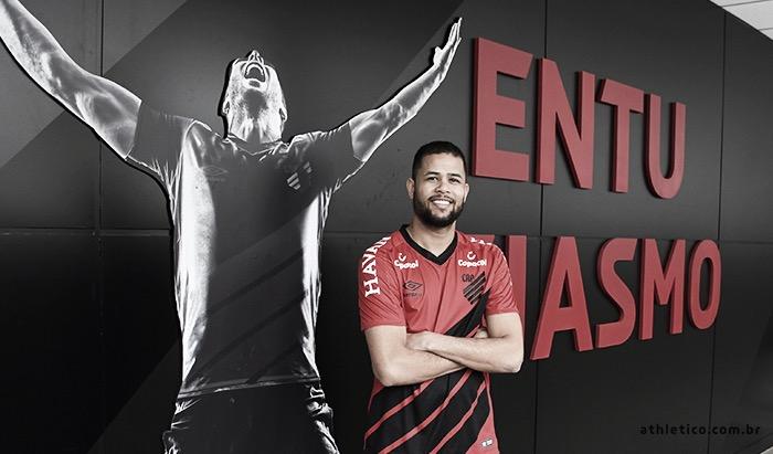 A pedido de Dorival Júnior, Geuvânio acerta com Athletico