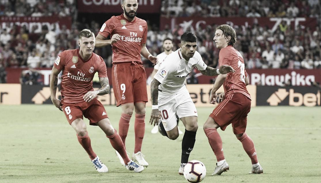 Real Madrid vs Sevilla FC: la lucha por el tercer puesto