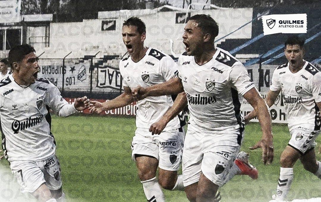 Quilmes volvió al triunfo y se sube al tren de los clasificados