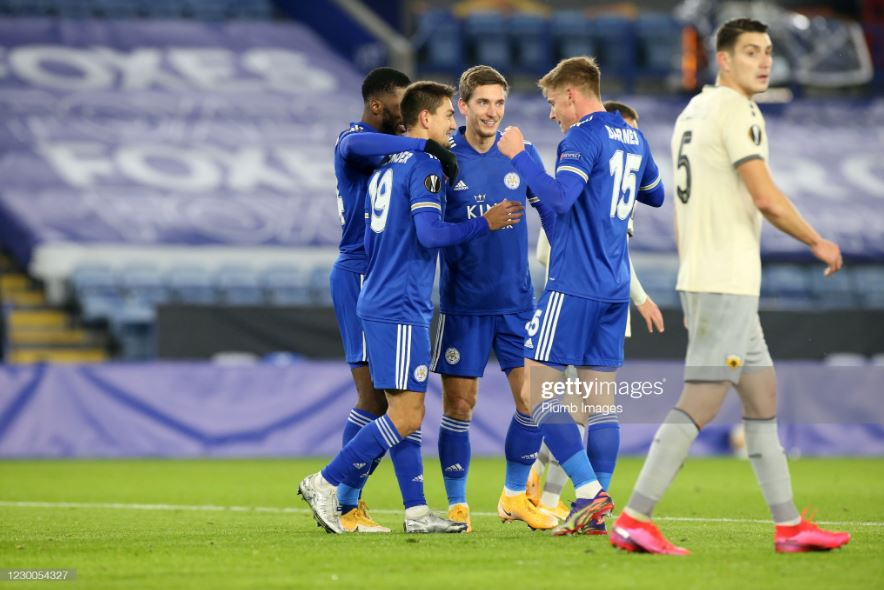 The Warm Down: Leicester City secure top spot in European group with second consecutive win