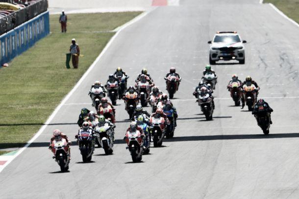 La MotoGP verso la tappa al Montmeló: anteprima e orari tv