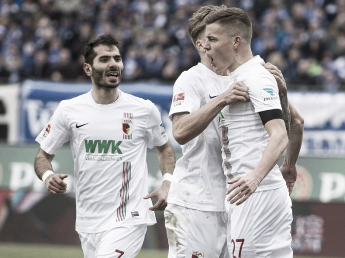 SV Darmstadt 98 2-2 FC Augsburg: Dramatic draw sees Darmstadt drop two points
