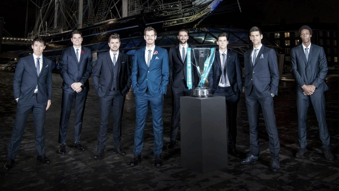 ATP Finals, parola ai giocatori