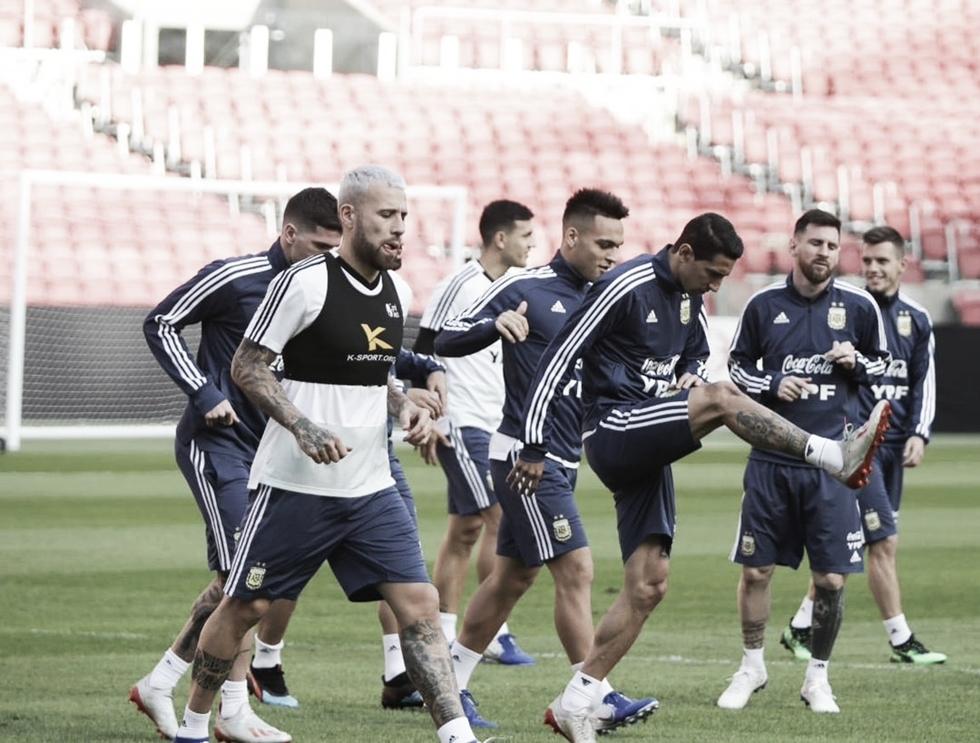 Vida ou morte: Argentina enfrenta Catar visando próxima fase da Copa América