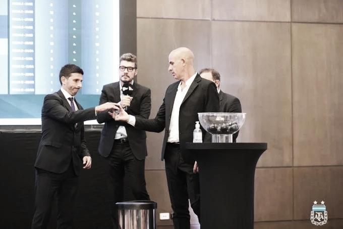 El Halcón ya conoce los rivales de la nueva Copa de la Liga Profesional