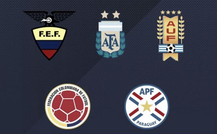 AFA recibe respaldo de 4 federaciones de Fútbol para quite de puntos a Perú y Chile