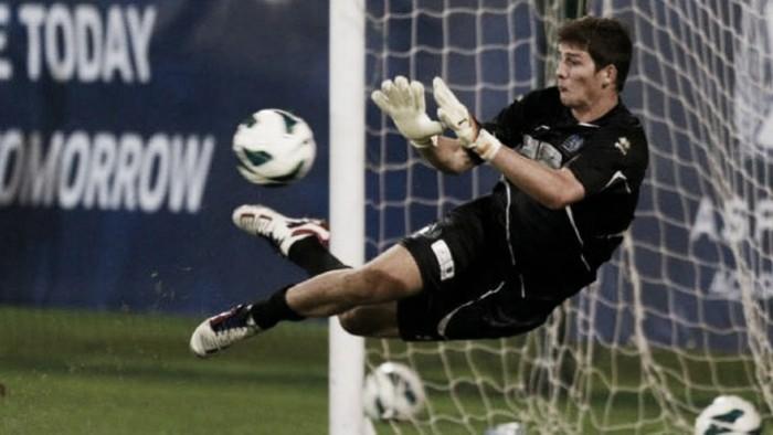 Atlético de Madrid cede jovem goleiro Axel Werner por empréstimo ao Boca Juniors