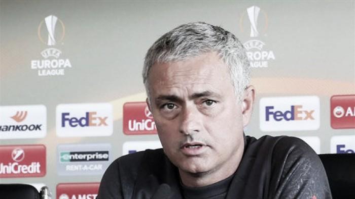 """Mourinho sobre Mhkitaryan: """"Nos está dando justo lo que esperábamos de él"""""""
