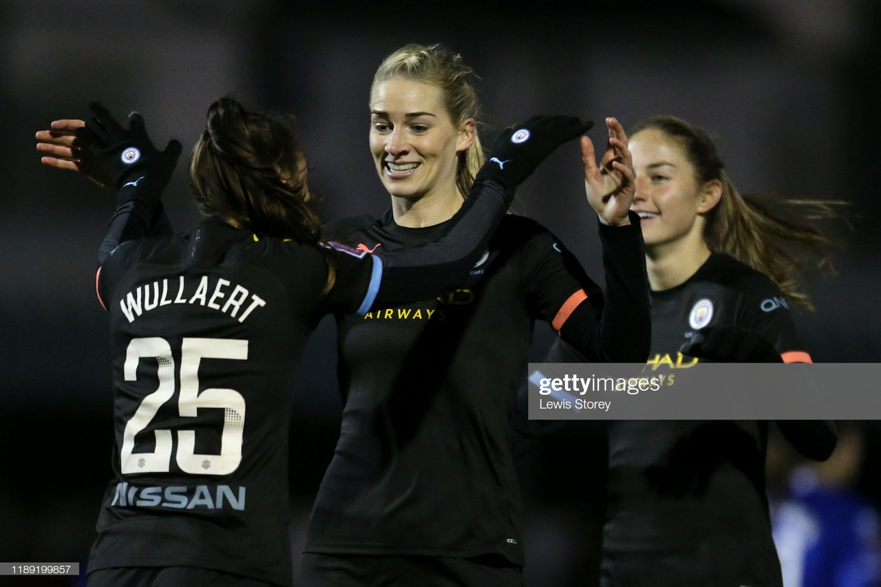 Bristol City Women vs Manchester City Women preview: a tough test for the vixens?