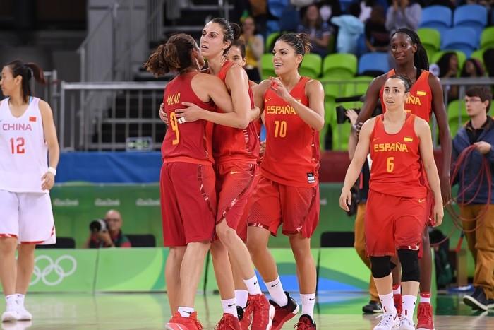 Rio 2016 - Basket femminile: il recap della quinta giornata