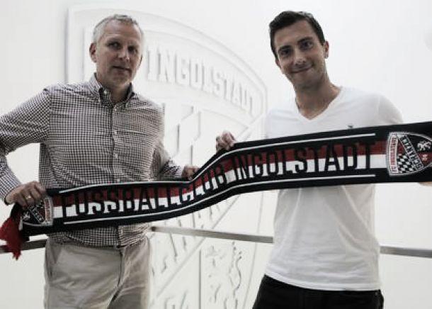 Kachunga y Suttner llegan al Ingolstadt