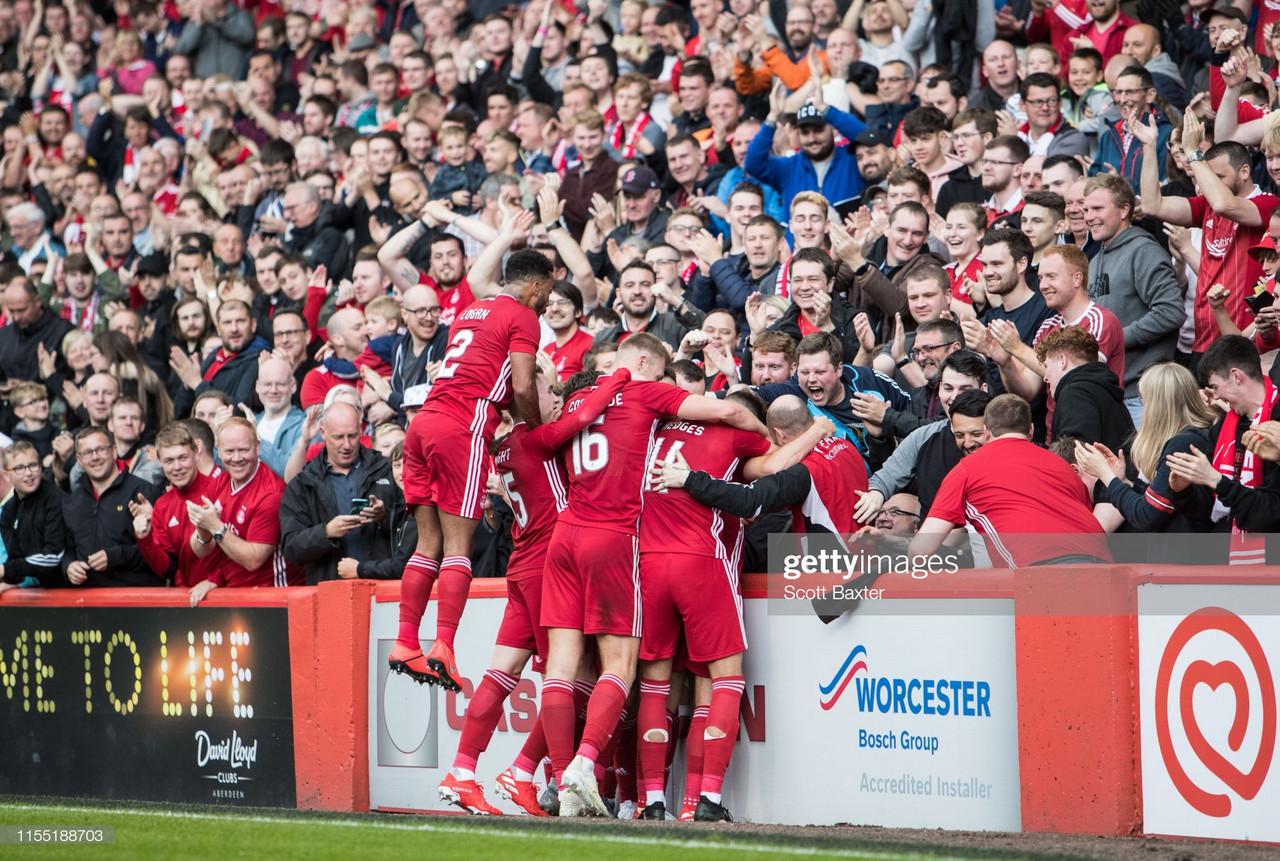 Aberdeen 3-2 Hearts: Super sub Hedges scores dramatic late winner