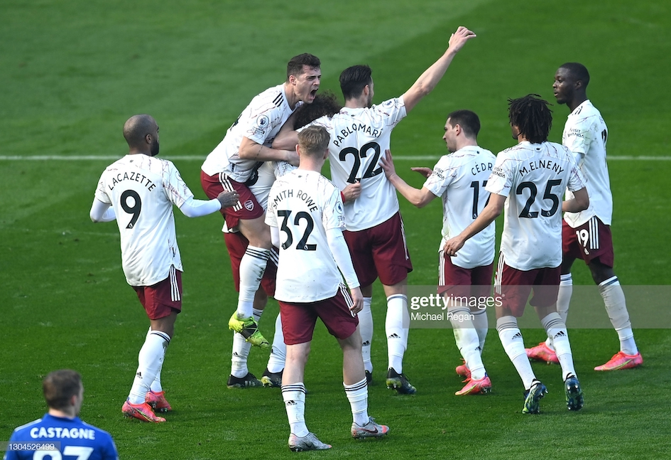 Burnley vs Arsenal: Predicted Line-Ups