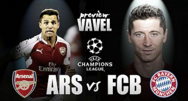 Arsenal - Bayern Munich Preview: Gunners in need of surprise win to boast qualification hopes