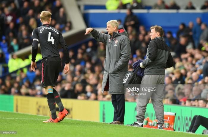 Per Mertesacker lauds Arsenal performance following 5-2 hammering of Everton