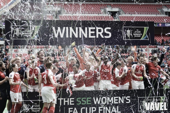 WSL Cup semi-final - Manchester City vs Arsenal Preview: Can the Gunners continue their cup success?