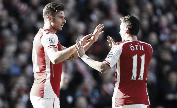 Arsenal 2-0 Everton: Five Thoughts