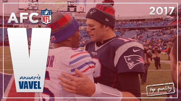 Anuario VAVEL NFL 2017: AFC Este, los Patriots siguen siendo los reyes