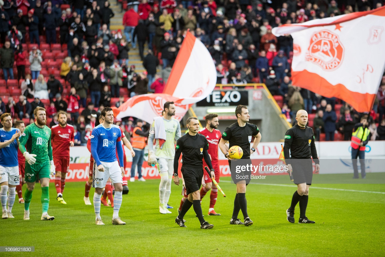 Aberdeen vs St Johnstone Preview: Dons look to build on County win